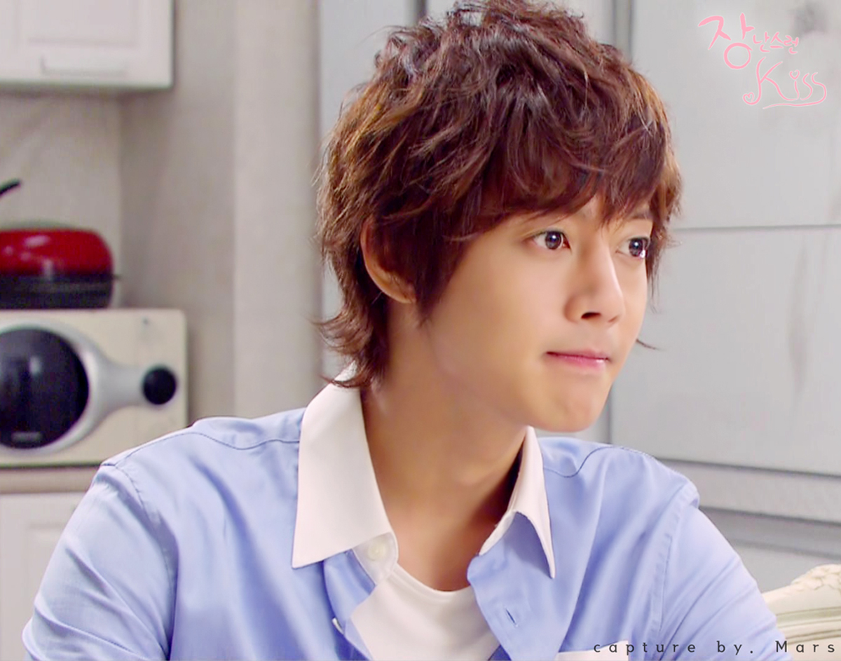 Naughty kiss episode 7 2010 -  Photo Playful Kiss Episode 7 Screen Captures Compilation